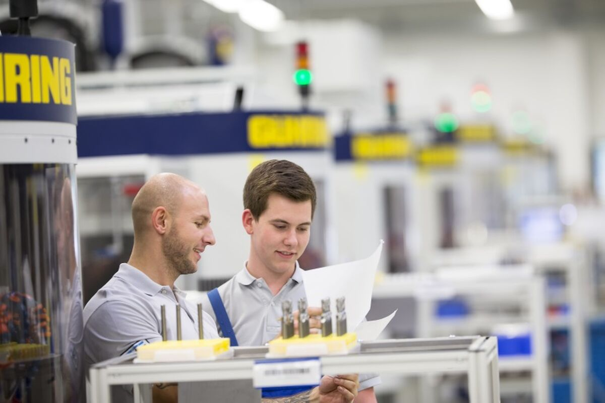Bachelor of Engineering Industrielle Produktion