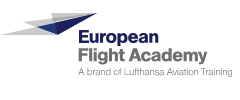 Logo European Flight Academy – a brand of Lufthansa Aviation Training
