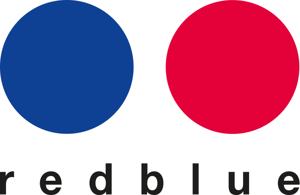 Logo redblue Marketing GmbH