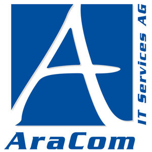 Logo AraCom IT Services AG