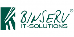 Logo BINSERV IT Solutions GmbH