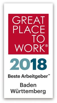 Daimler TSS GmbH - Great Place to work 2018