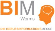 Logo Berufsinformationsmesse Worms (BIM)