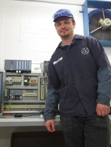 Christian M. - Ausbildung Ardagh Group - Nienburg (Weser)