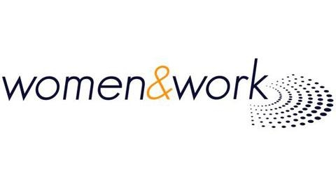 Logo women & work