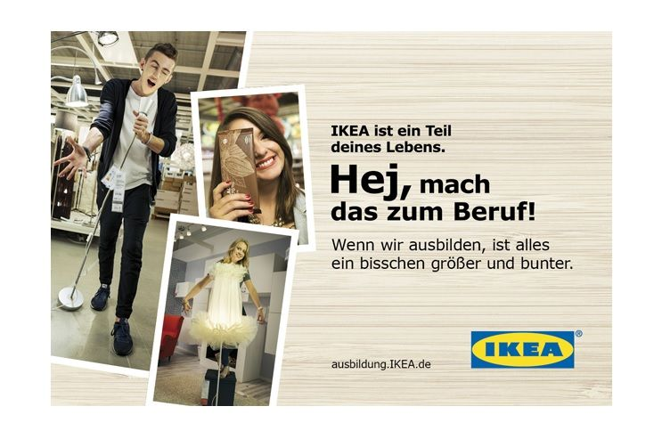 ausbildung und duales studium bei ikea. Black Bedroom Furniture Sets. Home Design Ideas