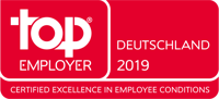R+V Versicherung - top Employer