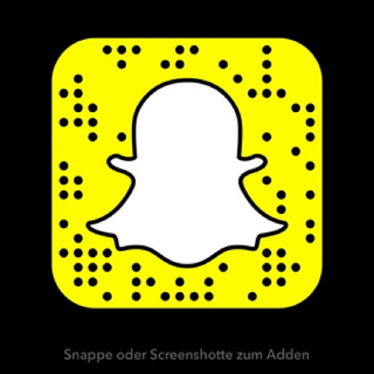 Scanne das Voith Snapchat Icon