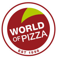Logo WORLD OF PIZZA GmbH