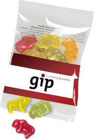 Logo gip marketing & events GmbH