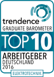 ABB Training Center GmbH & Co. KG - trendence top10 arbeitgeber