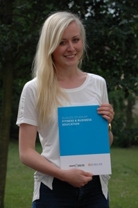Katharina L. - Fitness & Business Education (Fitness & BWL B.A.)