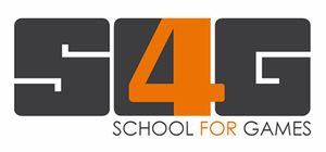 Logo - S4G School for Games GmbH