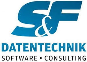 S&F Datentechnik GmbH & Co. KG-Logo