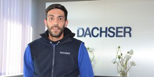 Interview - DACHSER-AZUBI » Paschalis