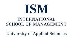 International School of Management (ISM) - Logo