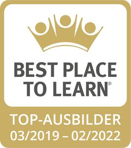 REWE Systems GmbH - BEST PLACE TO LEARN®