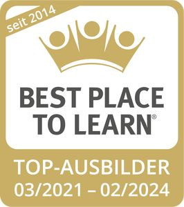 HARTING Stiftung & Co. KG - BEST PLACE TO LEARN
