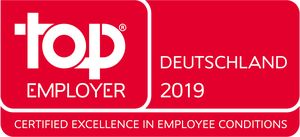 Phoenix Contact GmbH & Co. KG - Top Employer Germany 2019