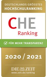 IU Internationale Hochschule - CHE Ranking