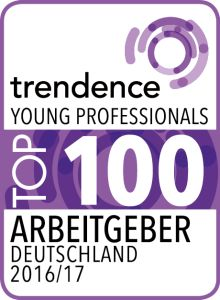 v. Bodelschwinghsche Stiftungen Bethel - trendence YOUNG PROFESSIONALS top 100