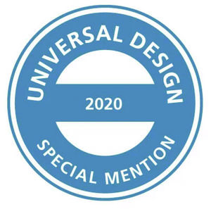 Universal Design Award Special Mention 2020