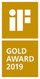HEWI Heinrich Wilke GmbH - iF Gold Award 2019