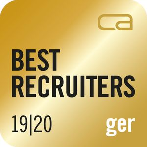 Best Recruiters 19/20 Gold