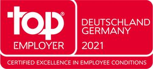Top Employer Germany 2021