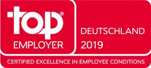 Hays AG - Top Employer 2019