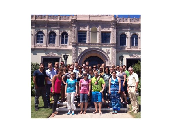 FOM Spring School 2015 an der University of San Diego