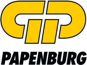 GP Günter Papenburg AG - Logo